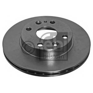 FEBI 10624 Тормозной диск