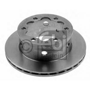 FEBI 10639 Тормозной диск MB Sprinter