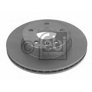 FEBI 10642 Гальмівний диск Mercedes V 230 / Mercedes Vito 110 D / Mercedes V 220