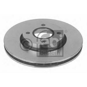 FEBI BILSTEIN 10706 Тормозной диск