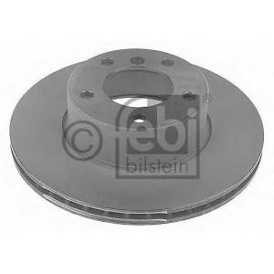 FEBI BILSTEIN 10753 Диск тормозной (пр-во FEBI)