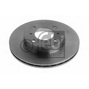FEBI BILSTEIN 10872 Тормозной диск
