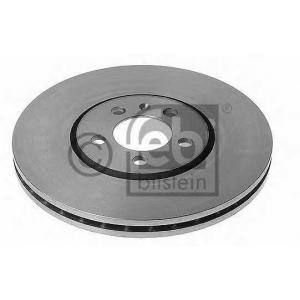 FEBI 11205 Тормозной диск