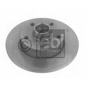 FEBI 11394 Тормозной диск задний