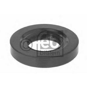 Уплотняющее кольцо вала, фланец ступенчатой коробк 11410 febi - RENAULT SUPER 5 (B/C40_) Наклонная задняя часть 1.0 (B/C/400)