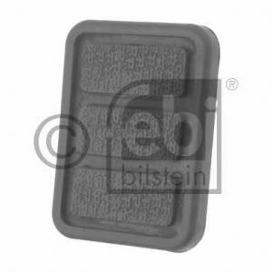 FEBI BILSTEIN 11947 Педальные накладка, педаль тормоз; Накладка на педаль, педаль сцепления