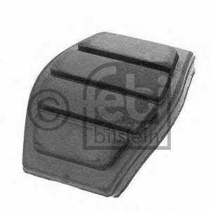 FEBI BILSTEIN 12021 Педальные накладка, педаль тормоз; Накладка на педаль, педаль сцепления