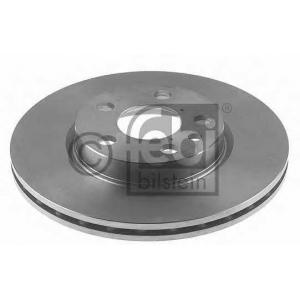 FEBI 12036 Тормозной диск передний