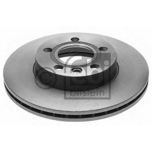 FEBI 14040 Тормозной диск