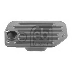 Гидрофильтр, автоматическая коробка передач 14266 febi - AUDI 100 (4A, C4) седан 2.4 D