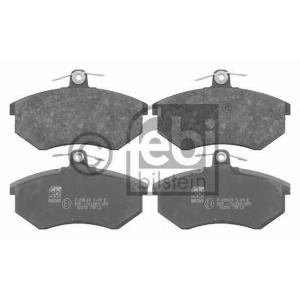 FEBI BILSTEIN 16078 Комплект тормозных колодок, дисковый тормоз