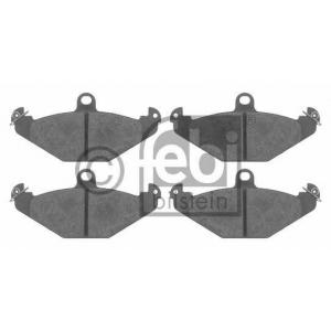 FEBI BILSTEIN 16403 Комплект тормозных колодок, дисковый тормоз