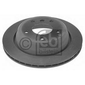 FEBI 17162 Тормозной диск