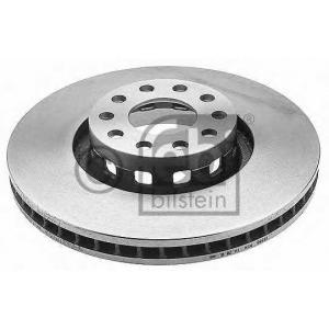 FEBI 18656 Тормозной диск
