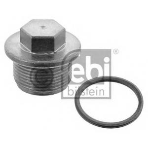 Резьбовая пробка, маслянный поддон 19401 febi - AUDI 80 (81, 85, B2) седан 1.6 GLE