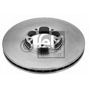FEBI 19515 Тормозной диск