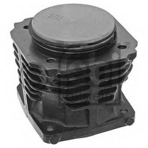 FEBI 19944 поршень с гильзой компрессора (D=90мм/воздушная СО