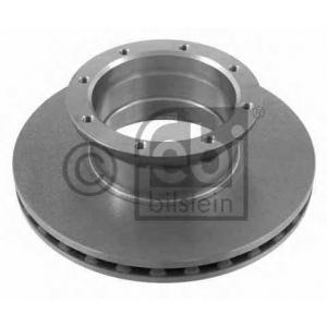 FEBI 22027 Brake disc