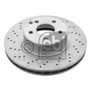 FEBI 22683 Тормозной диск