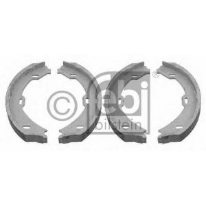 FEBI BILSTEIN 23198 Комплект тормозных колодок, стояночная тормозная система