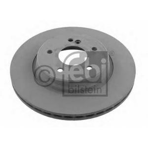 FEBI 23212 Тормозной диск задний