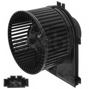 FEBI 23302 Мотор вентилятора опалювача AUDI/SKODA/VW A3/Octavia/Golf/Polo >>\03
