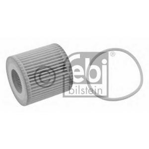 Масляный фильтр 23468 febi - SEAT IBIZA V (6J5) Наклонная задняя часть 1.2