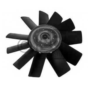 Вентилятор, охлаждение двигателя 23538 febi - VW LT 28-35 II автобус (2DM) автобус 2.5 TDI