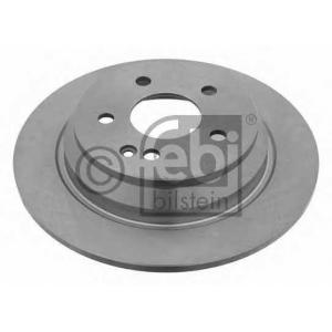 FEBI 24077 Тормозной диск