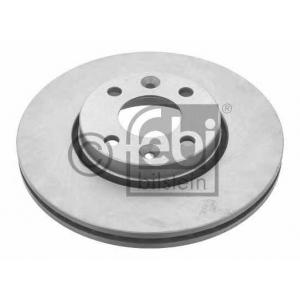 FEBI 24165 Тормозной диск