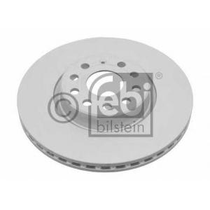 FEBI 24384 Гальмівний диск Skoda Octavia / VW Passat / VW Golf