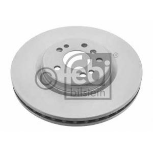 FEBI 24743 Тормозной диск