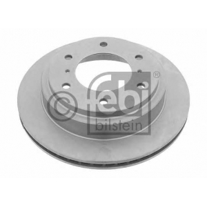 FEBI 26047 Тормозной диск