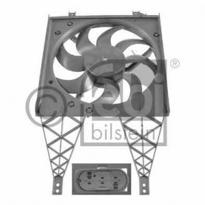 FEBI BILSTEIN 26860 Вентилятор, охлаждение двигателя