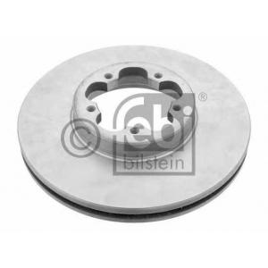 FEBI 28389 Тормозной диск