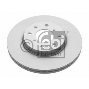 FEBI 28435 Тормозной диск