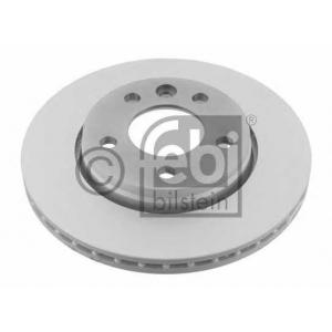 FEBI 28682 Гальмівний диск VW Transporter/Multivan V \R \03>>