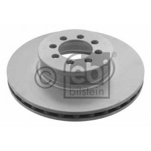 FEBI 30542 Тормозной диск передний