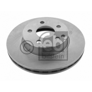 FEBI 30556 Тормозной диск передний