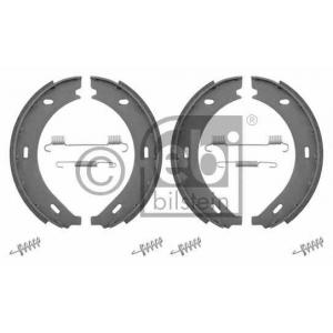 FEBI BILSTEIN 31150 Комплект тормозных колодок, стояночная тормозная система