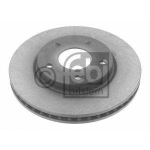 FEBI 31275 Тормозной диск
