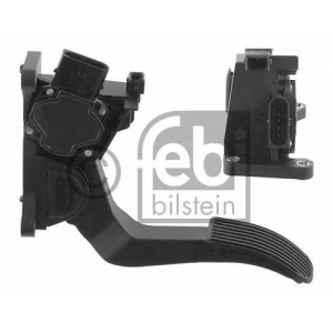 FEBI 31284 Throttle pedal