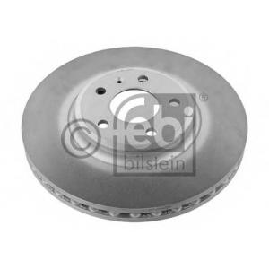 FEBI 36231 Тормозной диск