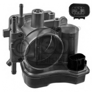 FEBI 39551 Throttle body