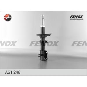 FENOX A51248 Амортизатор передний(стойка левая) (газ) A51248   (Fenox)