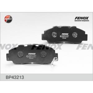 FENOX BP43213 Комплект тормозных колодок, дисковый тормоз Акура Нсх