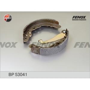 FENOX bp53041 Колодки барабанные задние
