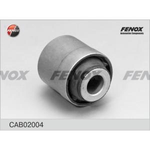 FENOX CAB02004 Сайлентблок задн подпруж попереч рычага, внутрен honda odyssey i-ii, shuttle cab02004