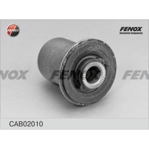 FENOX CAB02010 Сайлентблок задн подвески toyota auris (jp) 06-, 12-, avensis 08-, rav4 05-, 12- cab02010