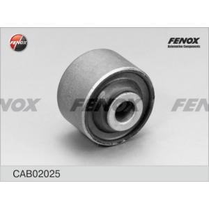 FENOX CAB02025 Сайлентблок задн подвески центральный toyota avensis 03-08, caldina 02-07 cab02025